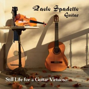 Still Life for a Guitar Virtuoso - Paolo Spadetto