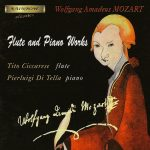 Wolfgang Amadeus MOZART / Tito CICCARESE Flauto - Pierluigi DI TELLA Piano