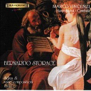 Bernardo Storace - Selva di Varie Composizioni I° / Marco Vicenzi Harpsichord