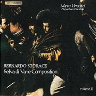 Bernardo Storace - Selva di Varie Composizioni II°/ Marco Vincenzi Harpsichord