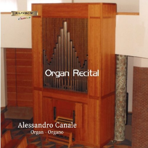 Franz Zanin Organ Recital - Alessandro Canale