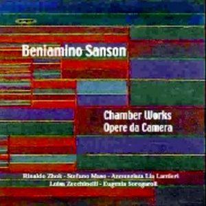 BENIAMINO SANSON - Chamber Music / Various Performers