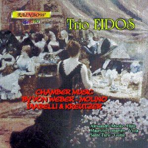 TRIO EIDOS - Works by Von Weber, Molino, Diabelli, Kreutzer / Muolo, Lomartire, Tursi