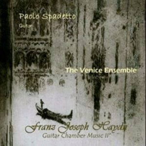 Franz J. Haydn - Chamber Music II° / The Venice Ensemble - Paolo Spadetto