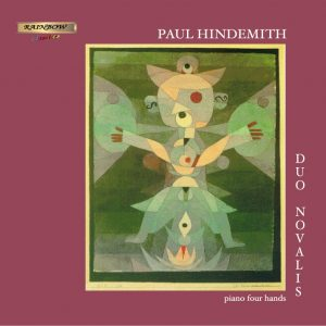 Paul Hindemith - Duo Novalis / Piano four hands