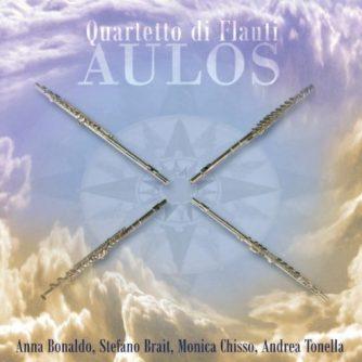 Quartetto di Flauti Aulos - Bonaldo Brait Chisso Tonella