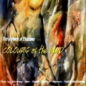 Trio d'Ance di Bolzano - Colours of the Wind / works by Hess, Berthelemy, Topliff, Migailo, Schickele, Hennessy.