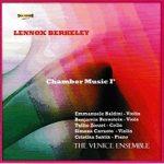 Lennox Berkeley - Chamber Music I° / The Venice Ensemble