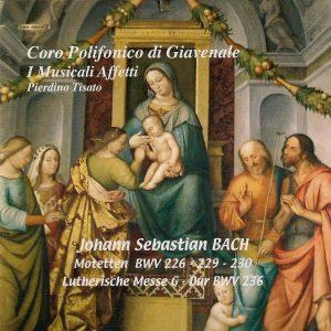 Coro Cappella Giavenale - I Musicali Affetti / P. Bernardo Tisato