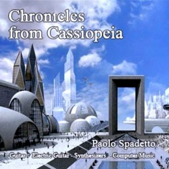 Chrinicles from Cassiopeia / Paolo Spadetto - Soundtrack