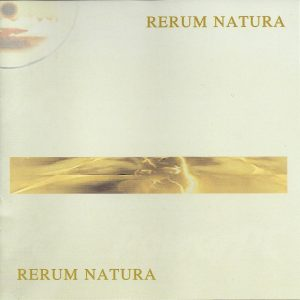 Rerum Natura - Contemporary Electronic Music