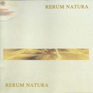 Rerum Natura - Contemporary Electronic Music