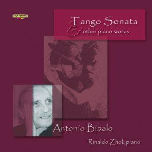 Antonio Bibalo – Piano Works / Rinaldo Zhok piano