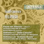 GianFrancesco Malipiero - Orchestral Works / Various performers - Maderna, Mitropulos, Rossi