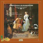 J. Bodin de Boismortier - Cinq Sonates op. 51 - Ensemble La Messinoise - Ch. Baeumler Viol de Gambe