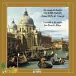 Anna Bon - Six Sonates pour la Flute Traversière . Ensemble La Messinoise - JF. Alizon - RW20184477-32